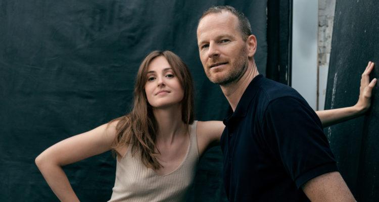 Renate Reinsve og Joachim Trier (Foto: Pernille Sandberg).