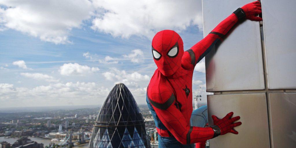 Spiderman Kino 2021